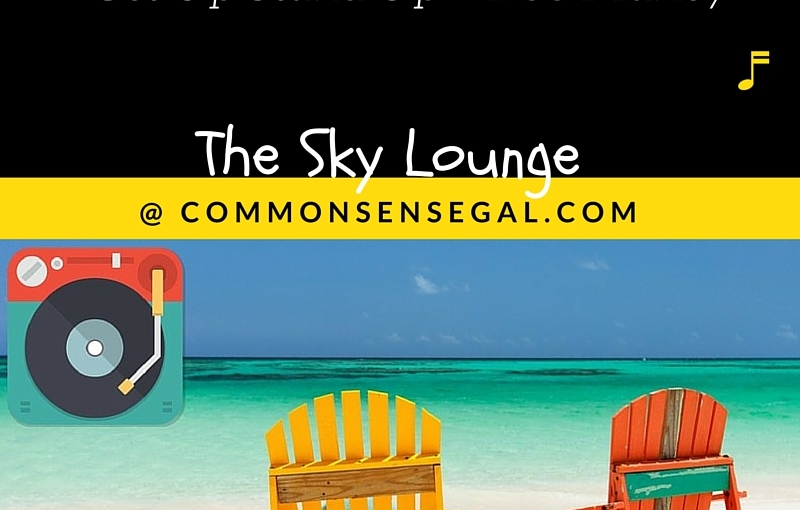 From The Sky Lounge:  Get Up Stand Up — BobMarley