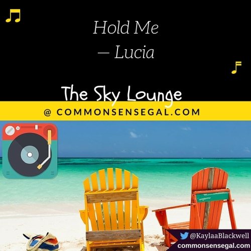 Hold Me — Lucia