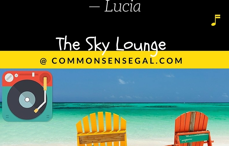From The Sky Lounge:  Hold Me — Lucia