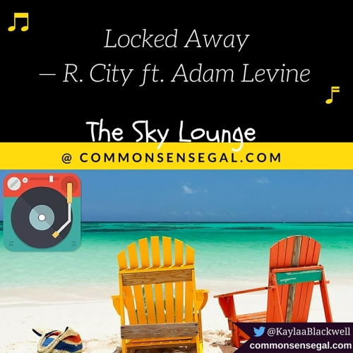 Locked Away — R. City ft. Adam Levine