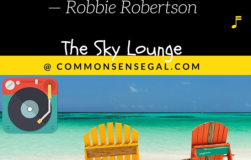 From The Sky Lounge: Unbound — RobbieRobertson